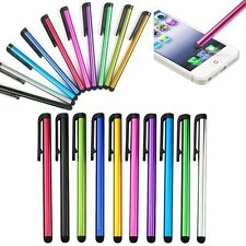 50/100Pcs Universal Metal Touch Screen Pen Stylus For iPhone Tablet Smart Phone