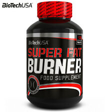 Biotech USA Lipotropic Fat Burner 120 Tab. Increases Fatty Acid Metabolism Pills