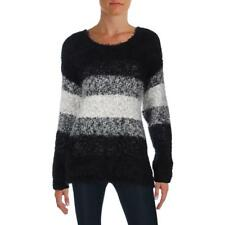Two by Vince Camuto 4999 Womens Eyelash Colorblock Pullover Sweater BHFO