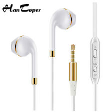 New Fashion OEM Headphones Earpod Earphone Earbuds W/Mic For Apple Iphone 6 5s