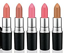 MAC MATTE LIPSTICK. NEW IN BOX AND FREE SHIPPING. SELECT FROM COLOR VARIETY.