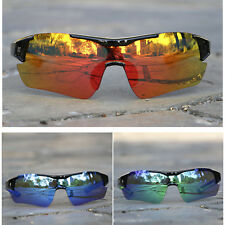 Outdoor Sports Cycling Goggles UV400 Sunglasses Interchangeable Lens Polarized