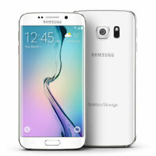 Samsung Galaxy S6 EDGE SmartPhone GSM Unlocked 32GB  White Black Gold ~ J3