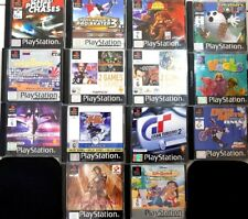 PS1 Games Choose Your Own Titles - Sony PlayStation 1 Game Selection - PAL