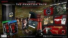 Metal Gear Solid V 5 Phantom Pain (Xbox One) Limited Collectors Edition NEW MINT