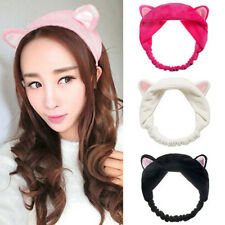 Cute Womens Girls Grail Cat Ears Headband Hair Head Band Party Gift Headdress