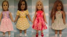 """Dress handmade to fit 18"""" American Girl Doll 18 inch Doll Clothes 5-6ab"""