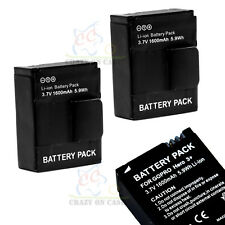 Compatible Replacement Battery 1600mAh for GoPro HD HERO 3 3+ AHDBT-201/301 NEW