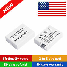 Lot LP-E8 Rechargeable Li-ion Battery Pack for Canon Rebel T2i, T3i, T4i, T5i