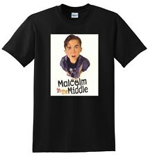 *NEW* MALCOLM IN THE MIDDLE T SHIRT season  SMALL MEDIUM LARGE or XL adult sizes
