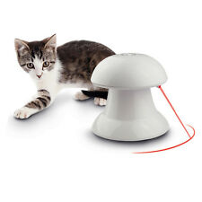 Puppy Cat Pet Dog Automatic Interactive Dart Laser Light Exercise Teaser Toy#