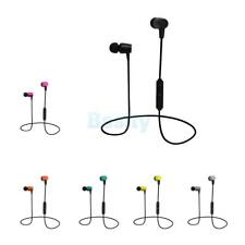 Magnet Wireless Bluetooth Sport Earphone Headset Headphone for Phone Laptop