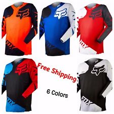 Motocross Racing Jersey FOX  Extreme Sports 6 Color Off Road Clothing Quick Dry