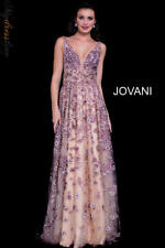 Jovani 58649 Evening Dress ~LOWEST PRICE GUARANTEED~ NEW Authentic Formal Gown