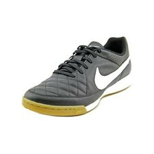 NIKE Mens Tiempo Low Top Lace Up Leather Soccer Sneaker