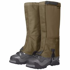 Outdoor Research Expedition Crocodile Gaiters Coyote Brown USA Made