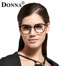 Donna Eyeglasses Frames Women Glasses Full Frame Cat Eye Cateye Band Retro Readi