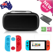 7 in 1 EVA Hard Carrying Case Bag & Screen Protector For Nintendo Switch
