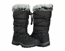 Timberland Chillberg Over the Chill Waterproof Winter Black Women's Boots 2160R