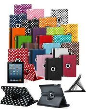 "For Amazon Kindle Fire 7"" 5th Gen (2015) - 360 Rotating Case W/ Built in Stand"
