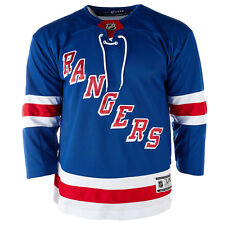 Outerstuff New York Rangers NHL Premier Youth Replica Home Hockey Jersey  - Boys