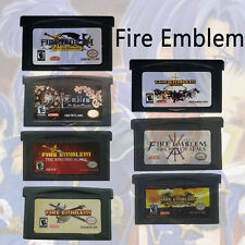 Fire Emblem:The Sacred Stones Game Boy Advanced GBA Game Cards (US Version)