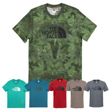 The North Face Men's T-Shirt Easy Logo Shirt Upper Part S up to XXL NEW
