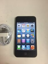 Apple iPod touch 4th Generation Black (8 GB) - Good Working Condition