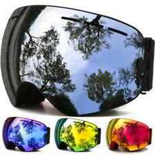 Ski Goggles Snowboard Goggles with Anti-fog UV Protection for Men Women Youth