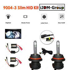 35W 9004 Bi-xenon (High HID / Low HID) Conversion HID Slim Kit 43K, 6K, 8K, 10K