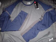 UNDER ARMOUR TECH LONG SLEEVE FITTED SHIRT SIZE 3XL MEN NWT $49.99