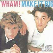Make It Big by Wham! (Cassette, Oct-1984, Columbia (USA))