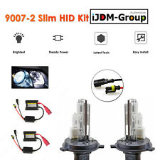 35W 9007 Dual Beam Xenon Conversion HID Slim Kit ( High - Halogen / Low - HID) @