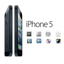 Original Apple iPhone 5 - iPhone 4S 16GB 32GB 64GB Unlocked Smartphone Grade US+