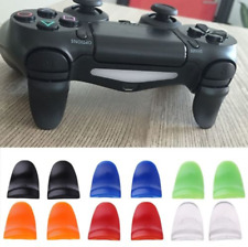 2pcs R2 L2 Button Extended Trigger Cover Extender for Playstation 4 Pragmatic