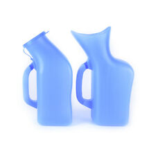 Portable Urine Pee Bottle Unisex Men Women Urinal Storage Camping Travel Bed@@