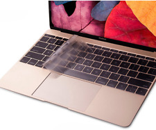 """Silicone Thin KeyBoard Cover Skin For MacBook Air Pro/Retina11/12/13/15/17"""""""