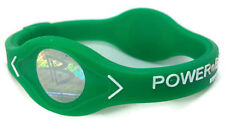 Green Power Balance Energy Health Original Bracelet Silicone Hologram code