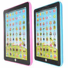 Baby Tablet Pad Educational Toys Children Learning Russian Easy