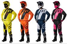 Motocross Suit 180 Fox Racing MASTAR 2018 Full Set Jersey Pants Combo MX 4 Color