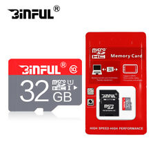 High Speed Micro SD Card 8GB 16GB 32GB 64GB TF Card C10 SDHC/SDXC With Adapter