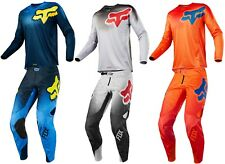 Motocross Suit Fox 360 VIZA Full Set Jersey Pants Combo 2018 MX Racing EXPRESS