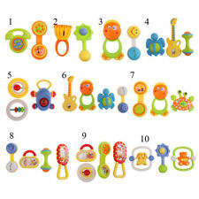 MagiDeal Baby Toy Rattles Infant Toddler Shake Bell Jingle Ring Music Nusery Toy