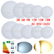 Dimmable LED Recessed Ceiling Panel Light Downlight Fixtures --Green Monday Deal