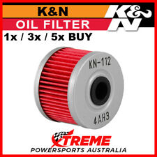 KN-112 Kawasaki Z125 PRO (BR125J) 2016-2017 Oil Filter 1x,3x,5x Pack Bulk Buy