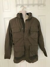NEW ABERCROMBIE by Hollister MEN  Midweight Parka JACKET OLIVE, Medium