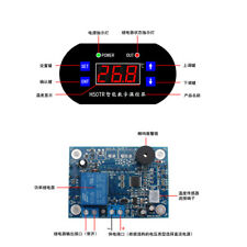 LCD Digital Temperature Controller Thermostat Incubator DC/AC 12V