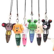 School Stationery 1 Pcs Animal Ballpoint Pens Pendant Cartoon Writing Supplies