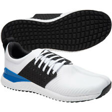 Adidas Mens Adicross Bounce Leather Spikeless Golf Shoes