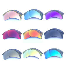 Polarized Replacement Lenses for Flak Jacket XLJ Sunglasses Multiple-Colors